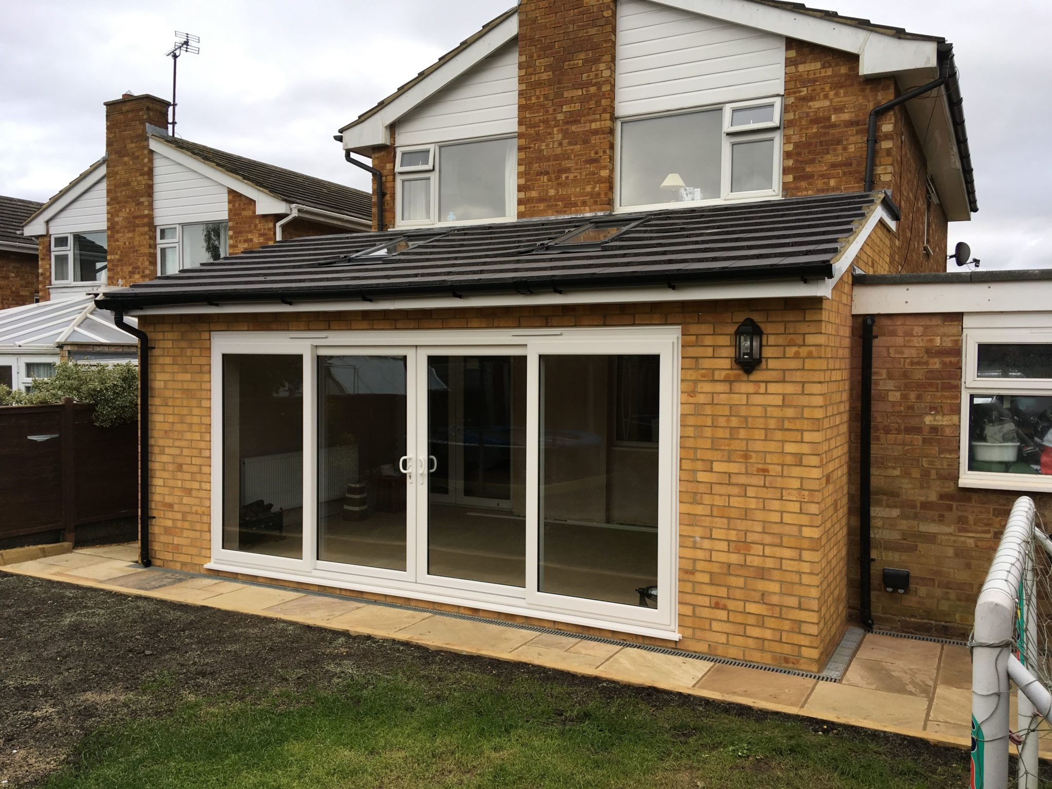 Extensions, Converstions & Conservatories